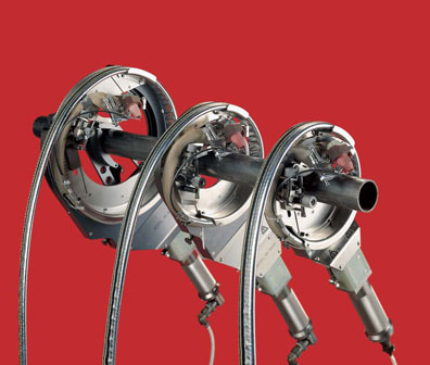 Орбитальная сварка труб малого диаметра своими руками 13